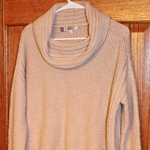 - Jennifer Lopez Cowl Neck Sweater